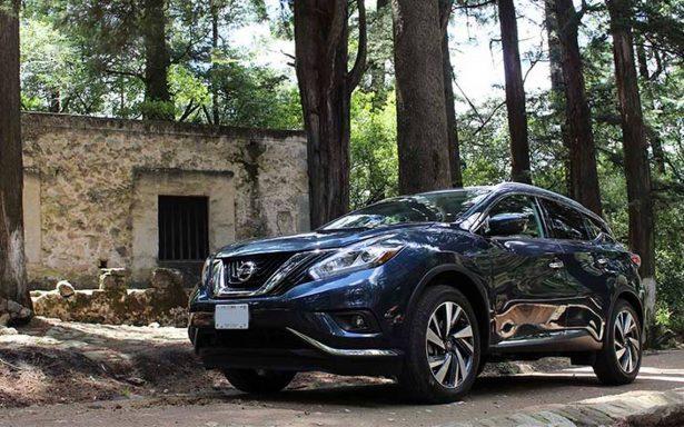 Nissan Murano regresa con más fuerza