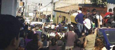 Presunto asaltante se salva de morir linchado en Cuajimalpa