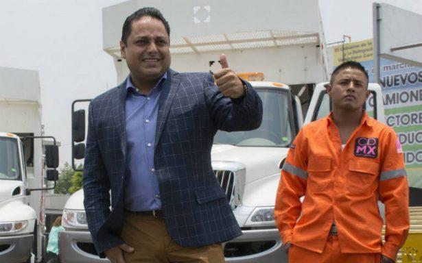Destituyen a Israel Moreno como delegado de Venustiano Carranza