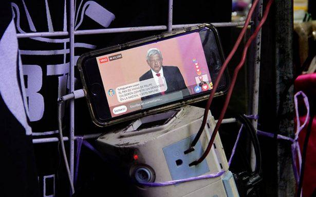 La era digital: 4.6 millones en FB y 1.4 millones en Twitter visualizaron primer debate