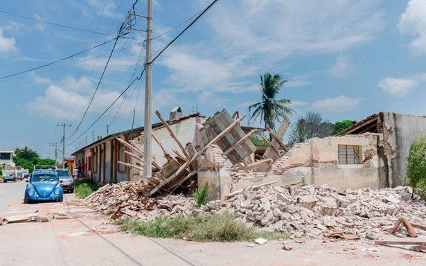 Mantienen para este lunes suspensión de clases en Oaxaca y Chiapas tras sismo
