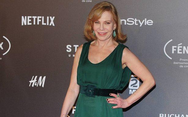 Cecilia Roth apoya que se celebre la producción iberoamericana de cine y televisión
