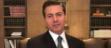 """Peña Nieto destaca """"cifra histórica"""" en inversión extranjera directa"""