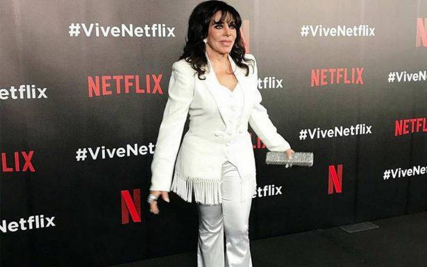 El director me convenció y me metió a la cama: Verónica Castro