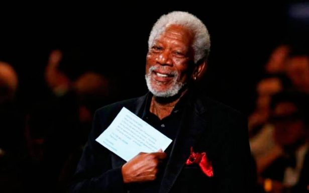 La carta de disculpa a México no es del Morgan Freeman que piensas