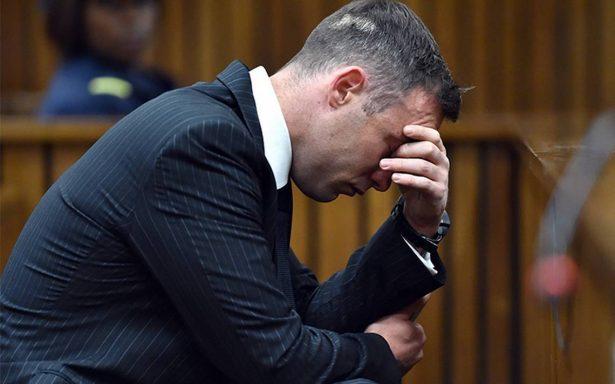 Justicia eleva 13 años condena contra Pistorius por asesinar a su novia