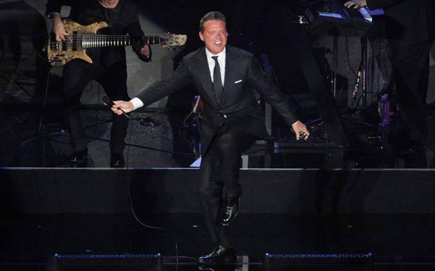 Luis Miguel lanza su nuevo tema 'Soy lo prohibido'
