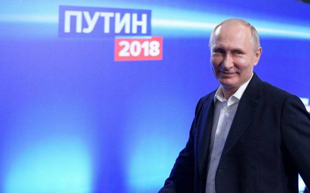 Putin asegura que las elecciones en Rusia fueron las más limpias en la historia