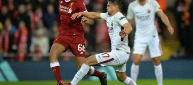 Liverpool a un paso de la final de Champions League tras golear a la Roma