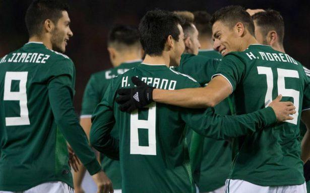 México jugará en Estados Unidos de cara a Rusia 2018