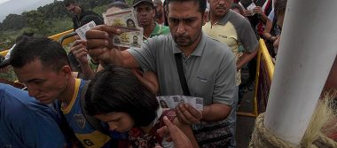 Éxodo de venezolanos llega a Brasil por la frontera de Roraima