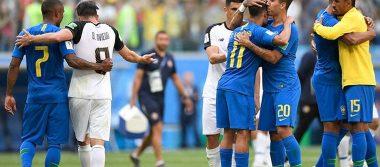 En final cardíaco, Brasil elimina a Costa Rica del Mundial