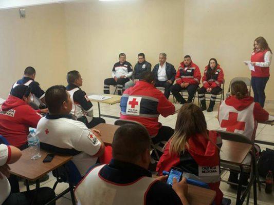 Buscan nuevos socorristas en la Cruz Roja