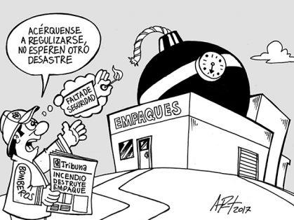 Bombas de tiempo…