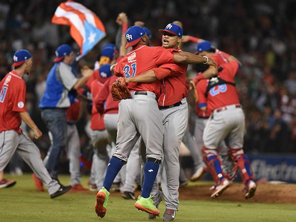 Puerto Rico, campeón de la Serie del Caribe tras vencer a México