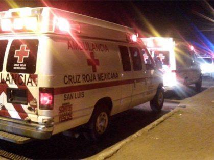 Muere desangrado hombre tras ser arrollado cerca del retén