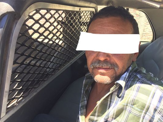"""Cae narcomenudista """"El Viejón"""" con """"meta"""" y marihuana"""