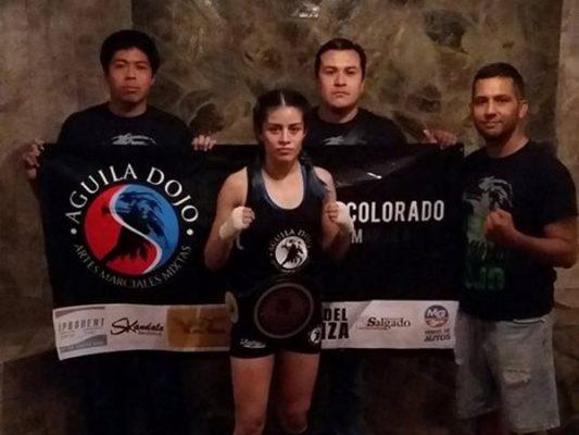 Destaca Jackeline Juárez en su cuarta victoria