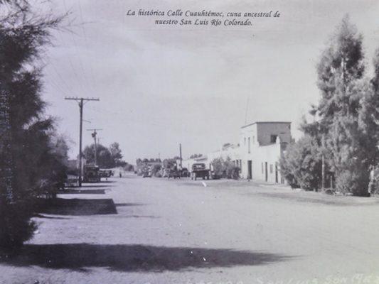 Galería de la Historia: Primeros habitantes de esta ciudad