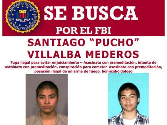 Busca FBI en frontera con México a violento pandillero hispano