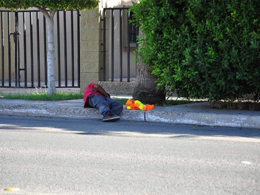Situación de calle