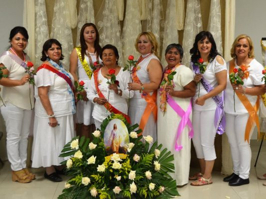 Participanen lucida celebración