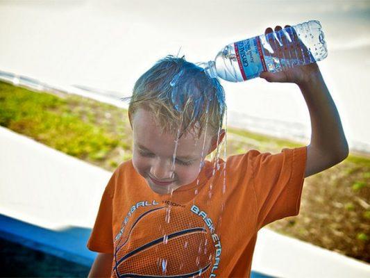 Recomiendan extremar precauciones para evitar golpe de calor