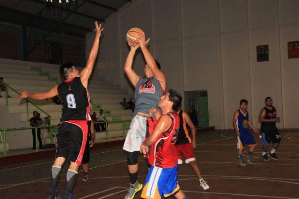 En el Gimnasio municipal arranca Torneo de Segunda fuerza