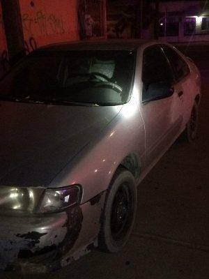 Desvalijaron otro auto recientemente robado