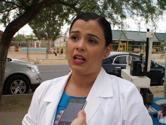 Aumenta necesidad de suero oral en Centro de Salud