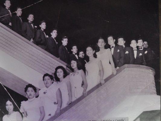 """Primeras generaciones de Secundaria 22 """"Miguel Hidalgo y Costilla"""""""