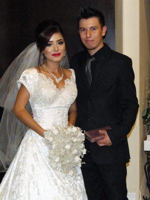 Enlace de Ericka y Carlos