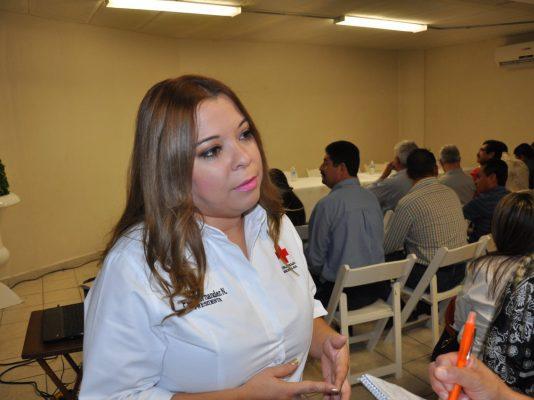 Alcanza Cruz Roja Mexicana la meta establecida