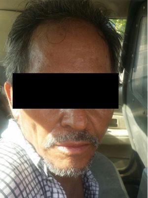 Alteraba el orden en la Cuauhtémoc y ahora está detenido