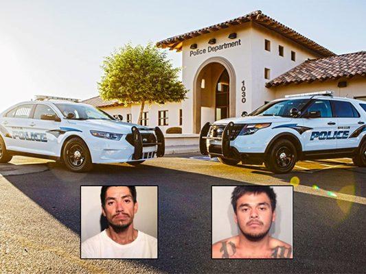 Asolan ladrones a residentes de Los Portales, en San Luis, Arizona