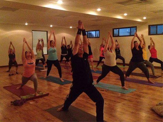 El yoga es una práctica deportiva