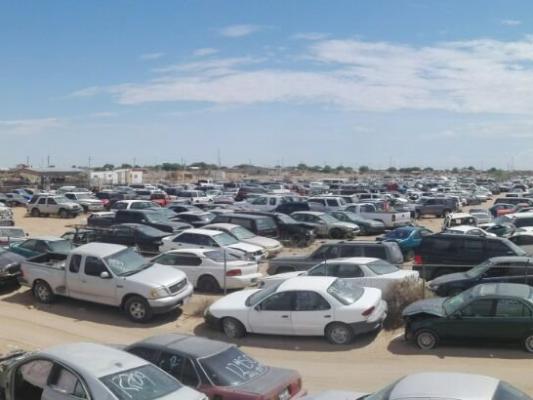 Obtiene el Ayuntamiento 787 mil pesos por remate de autos