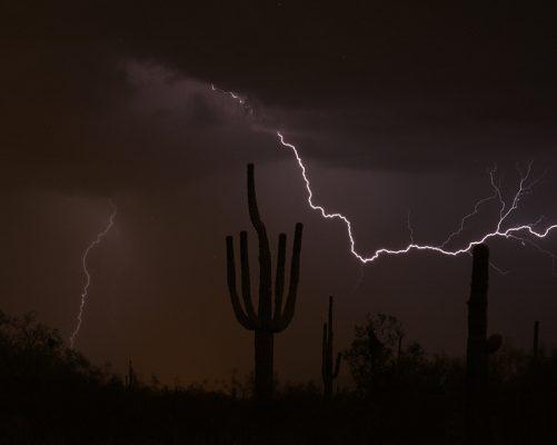 Emiten pronóstico de tormenta eléctrica para este viernes