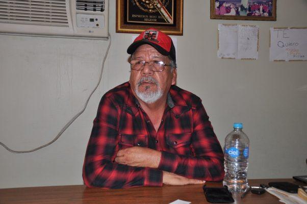 Taxistas de la CROM piden toque de queda