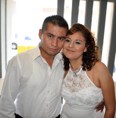 Unen su vidas Salvador y Ana Karina
