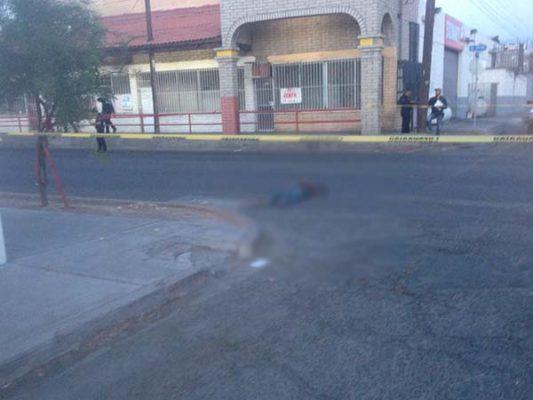 Asesina menor a presunto ladrón en Mexicali BC