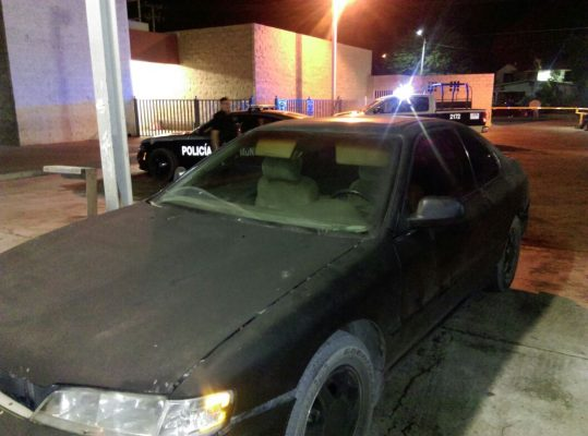 Localizan auto reportado robado dos veces