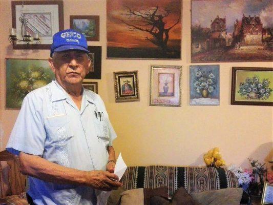 Fallece el cronista de San Luis Río Colorado: Hermes Flores