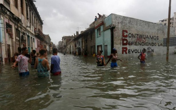 Al menos 10 muertos en Cuba por efectos del huracán Irma