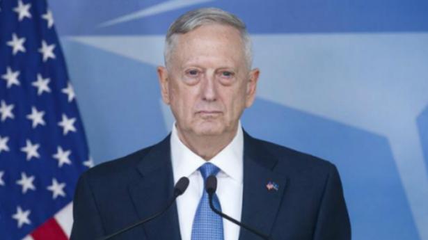 El secretario de la Defensa de Estados Unidos, James Mattis inicia gira en México