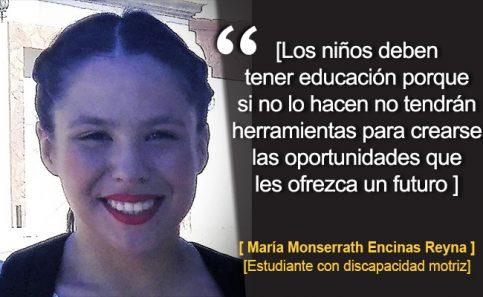 María Monserrath Encinas Reyna