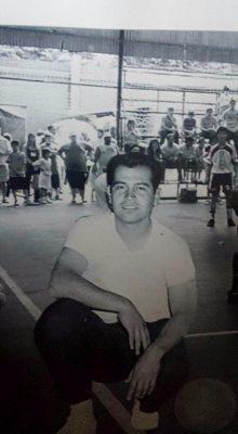 Fallece el reconocido basquetbolista Daniel Pineda Torres