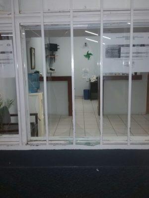 Niño roba en la secundaria #75,causa daños en la cooperativa y tres aulas