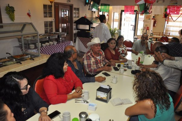 Consolidarán Frente Amplio en San Luis