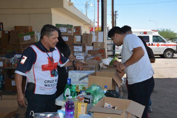 Buena respuesta de la comunidad en apoyo a afectados por sismos